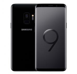 Samsung Galaxy S9, Dual SIM, 64GB, 4GB, 4G LTE, Midnight Black.