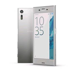 Sony Xperia XZ 4G Smartphone, Android 6.0, 5.2 Inch Display, 3GB RAM, 64GB Storage, Dual Camera, Dual Sim-  Platinum