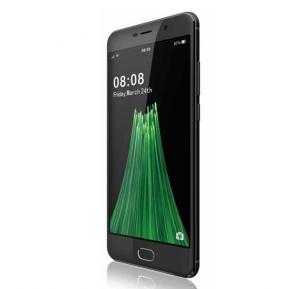 Gmango R11 Smartphone 4G LTE, Android 6.0, 5.5 Inch HD Display, 2GB RAM, 16GB Storage, Dual Camera, Dual Sim- Black