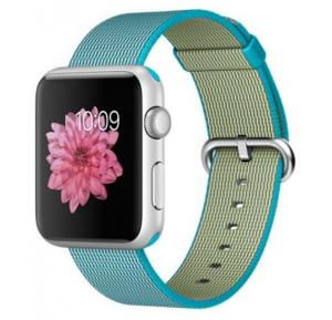 Apple Series 1 42 MM MMFN2 Scuba Blue Nylon