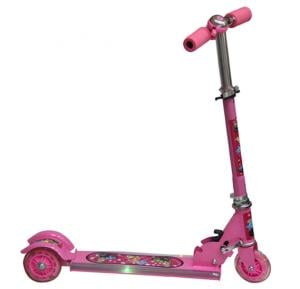 Kids 3 Wheel Scooter With Music And LED Light SC-5319-Pink