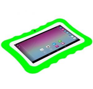 BSNL K1 Kids, Tablet 7 inch, Android 4.4.2 , 4GB, Dual Core, Dual Camera, Green