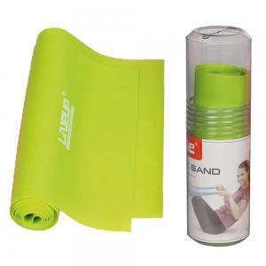 Liveup Tape Band 120x15x0.04cm-70g LS3204-M, Green