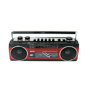 Geepas Radio Casset Recorder With Usb/Sd/Mp3/Bt - GCR13011