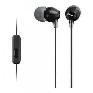 Sony Mdrex15apwz/Pbz Ear Phone W/Mic