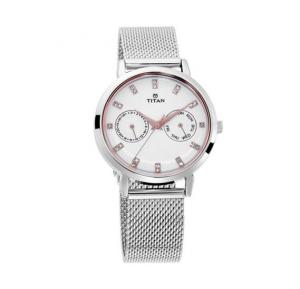 Titan Sparkle  2569sm05  Watch For Women