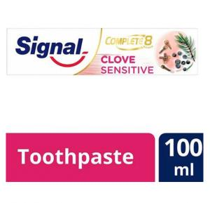 Signal Complete 8 Clove Sensitive Toothpaste, 100ml
