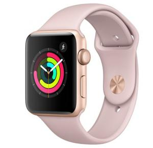 Apple Watch Series 3-42MM MQL22 Gold with Pink