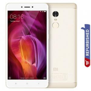 Xiaomi Redmi Note 4X Dual Sim Gold 3GB RAM 32GB Storage 4G LTE, Refurbished