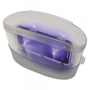 Homedics Uv clean Portable Sanitizer Bag Grey, SAN-B100GY-EU