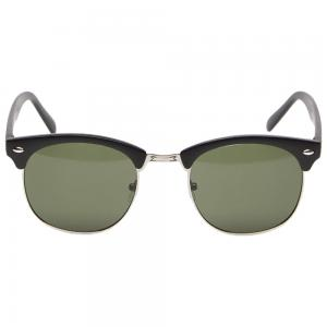Sprinfield Sunglass  Black With Light Black Lens