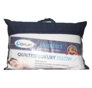 Orion Comforter Quilted Luxury Pillow