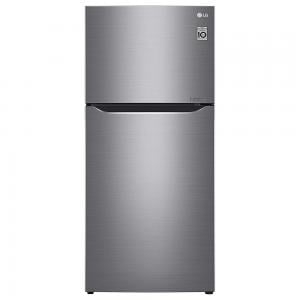 LG GN-B402SLCB 400 Liters Top Mount Refrigerator, Dark Graphite