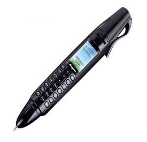 HOPE AK007 Multifunction 6 in 1 Camera MobilePhone Pen - Black