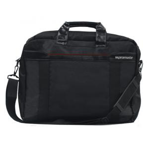 Promate Messenger Bag With Superior Quality Design, Solo-MB Black