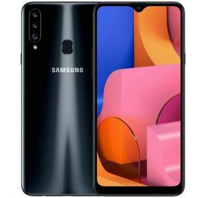 Samsung Galaxy A20s Dual SIM 3GB RAM 32GB 4G LTE, Black