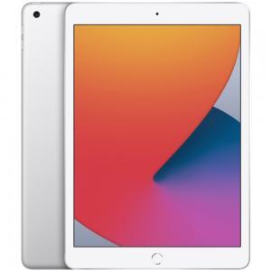 Apple iPad 8th Gen 10.2 inch WiFi 32GB Storage Silver, MYL92B/A