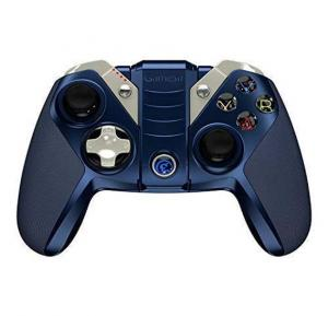 GameSir M2 Bluetooth Game Controller, Wireless MFi Game Controller, Gamepad for iPhone, iPad Pro/Mini/Air, Mac, Apple TV,Blue
