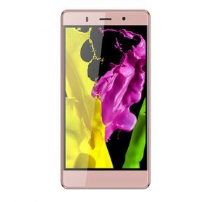 Hotwav Cosmos V15 Smartphone,Android 6 OS,5.0 Inch HD Display,Dual SIM,Dual Camera,1GB RAM,16GB Storage,Quad Core Processor,Smart Wake,Torch,WiFi-Rose Gold
