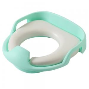 Little Angel Soft Toilet Seat Green for Kids, BH-115