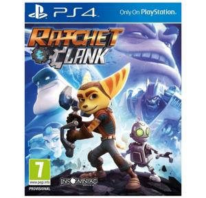 Sony Ps4 Title Ratchet Clank