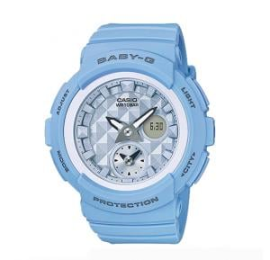 Casio Baby-G Dual Dial World Time 100M Sport Watch, BGA-190BE-2ADR