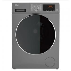 Clikon CK624 9Kg Front Load Washing Machine, Black
