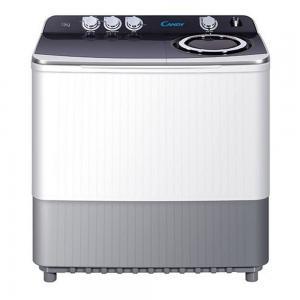 Candy 15.0KG Washing Machine Twin Tub Plastic Body White, RTT-2151WS-19