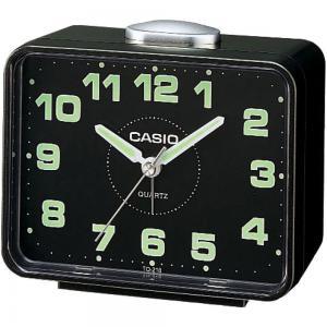 Casio Analog Alarm Clock, TQ-218-1DF