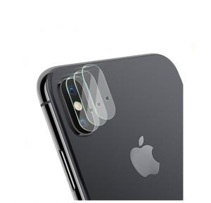Usams Camera Lens Protector For iPhone X Clear