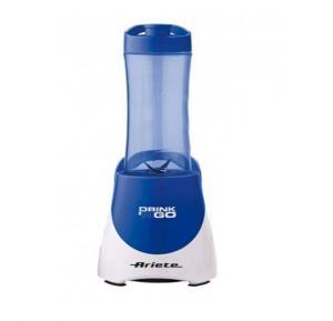 Ariete Drink N Go Blender with 1 Jar 0.6 Litres white/blue
