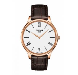 Tissot Tradition 5.5 White Dial Mens Watch