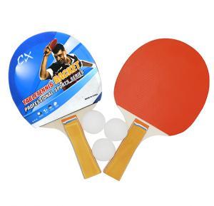 2 Pcs CX Table Tennis Racket