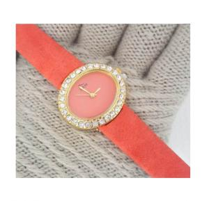 3 Jam Ladies Fashion Watch Velvet 3J53