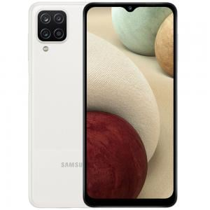 Samsung Galaxy A12 Dual SIM White 4GB RAM 128GB 4G LTE