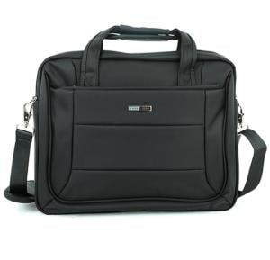 Para John 16-inch Laptop Side Bag - Black, PJLB8041A16