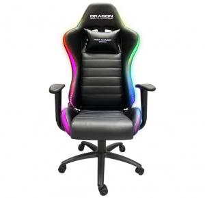 Dragon War Luxury RGB Lighting effect Gaming Chair GC-015