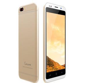 Crescent V5 Plus 3G Smartphone Android 6.0, 5.0 inch Display,1GB Ram,8GB Storage,Dual Camera - Gold