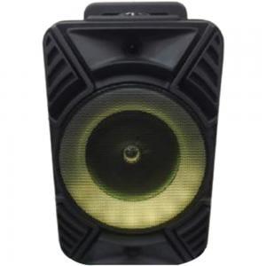 Wireless Bluetooth Speaker with Free Mic, ZQS-6121, Black