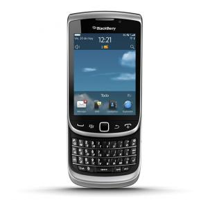 BlackBerry Torch 8 GB  GREY , 9810
