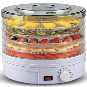 Electric Food Dehydrator Machine 5 Tray Tier