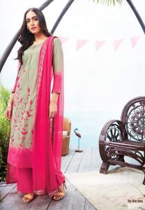 Ganga Autumn Stylish Superior Cotton Printed Salwar Kameez - GA6333