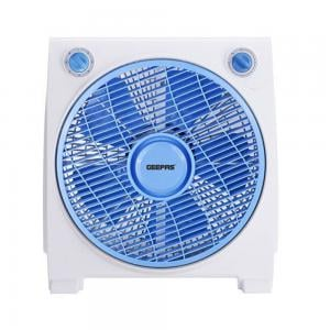 Geepas 12in 3 Speed Control Box Fan - Gf21113