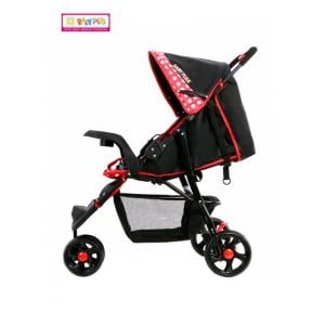 Baby Plus Stroller BP7739 Red Dot