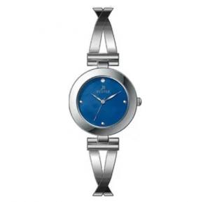 Westar 20257STN114 Stainless Steel Ladies Watch , Mop - Blue