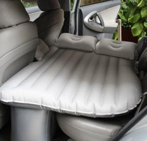 Car Travel Air Mattress Air Cushion Bed Multi functional Mobile Inflatable Bed Cushion for Sleep Rest and Intimate Motion
