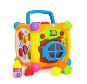 Hola Kids Learning Educational Toys Magic Talking Activity  Toy,936,1-3 Years,multi