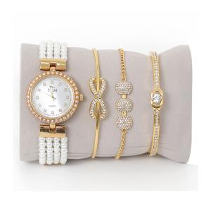 3 JAM Watch & bracelets gift box