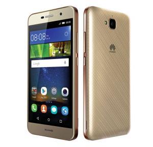 Huawei Y6Pro Smartphone, Android 5.1.1, 5 Inch Display, 2GB RAM, 16GB Storage, Dual Camera, Dual Sim, Gold