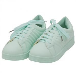 Ladies Sports Shoes Green Size US 37-L172